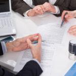Внесение изменений в документы компаний
